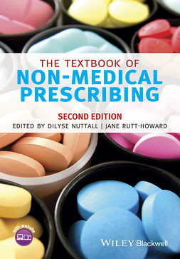 Nuttall, Dilyse - The Textbook of Non-Medical Prescribing, e-bok