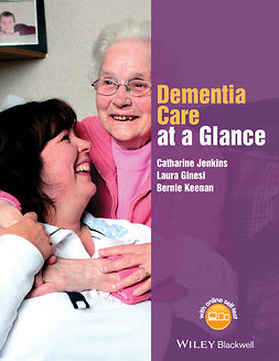 Ginesi, Laura - Dementia Care at a Glance, e-bok