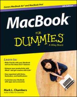 Chambers, Mark L. - MacBook For Dummies, ebook
