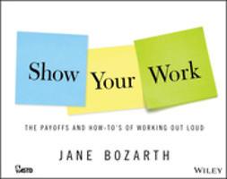 Bozarth, Jane - Show Your Work, ebook