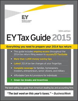 - EY Tax Guide 2015, e-kirja