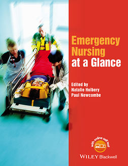 Holbery, Natalie - Emergency Nursing at a Glance, e-bok