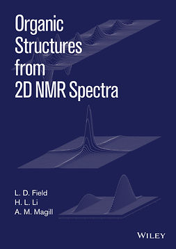 Field, L. D. - Organic Structures from 2D NMR Spectra, ebook