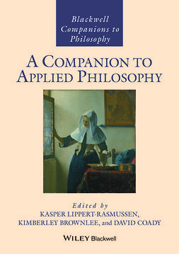 Brownlee, Kimberley - A Companion to Applied Philosophy, e-bok