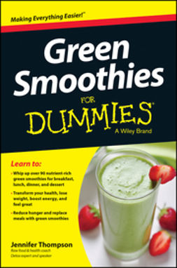 Thompson, Jennifer - Green Smoothies For Dummies, ebook