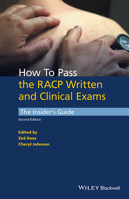 Johnson, Cheryl - How to Pass the RACP Written and Clinical Exams: The Insider's Guide, ebook