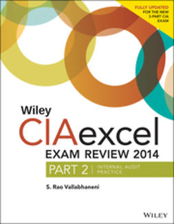 Vallabhaneni, S. Rao - Wiley CIAexcel Exam Review 2014: Part 2, Internal Audit Practice, ebook