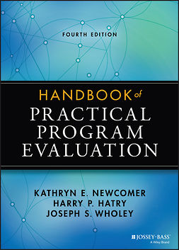Hatry, Harry P. - Handbook of Practical Program Evaluation, e-bok