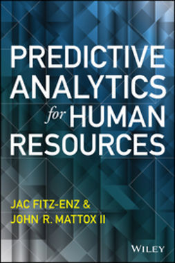 Fitz-enz, Jac - Predictive Analytics for Human Resources, ebook
