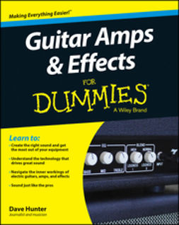 Hunter, Dave - Guitar Amps & Effects For Dummies, ebook