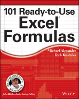 Alexander, Michael - 101 Ready-to-Use Excel Formulas, ebook