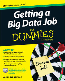 Williamson, Jason - Getting a Big Data Job For Dummies, e-bok