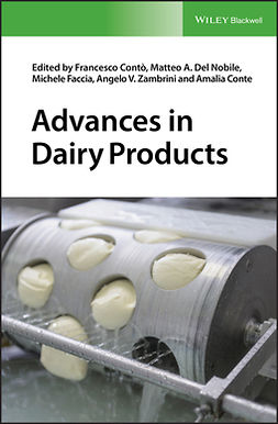 Conte, Amalia - Advances in Dairy Products, e-bok