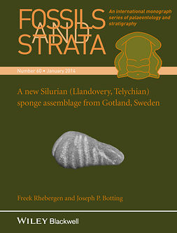 Botting, Joseph - Fossils and Strata, A New Silurian (Llandovery, Telychian) Sponge Assemblage from Gotland, Sweden, ebook