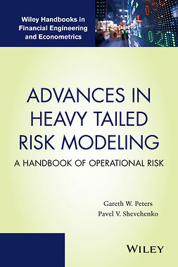 Peters, Gareth W. - Advances in Heavy Tailed Risk Modeling: A Handbook of Operational Risk, e-kirja
