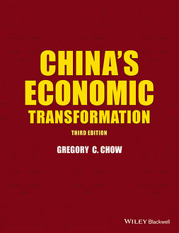 Chow, Gregory C. - China's Economic Transformation, ebook
