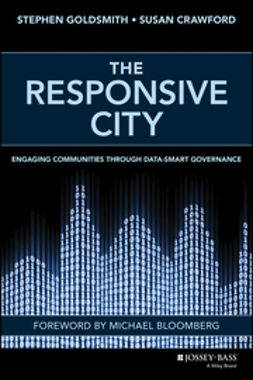 Crawford, Susan - The Responsive City: Engaging Communities Through Data-Smart Governance, ebook