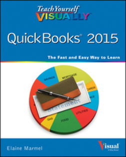 Marmel, Elaine - Teach Yourself VISUALLY QuickBooks 2015, ebook