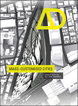 Verebes, Tom - Mass-Customised Cities, e-bok