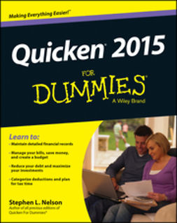 Nelson, Stephen L. - Quicken 2015 For Dummies, ebook