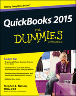 Nelson, Stephen L. - QuickBooks 2015 For Dummies, ebook