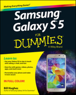 Hughes, Bill - Samsung Galaxy S5 For Dummies, ebook