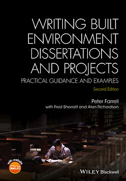 Farrell, Peter - Writing Built Environment Dissertations and Projects: Practical Guidance and Examples, ebook