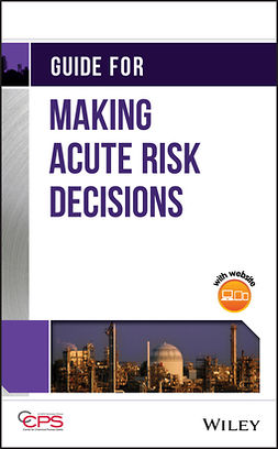 - Guide for Making Acute Risk Decisions, ebook
