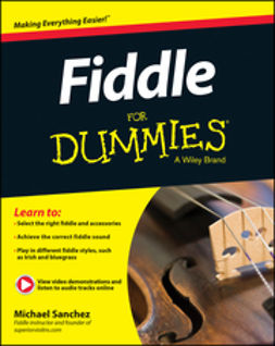 Sanchez, Michael John - Fiddle For Dummies, e-bok