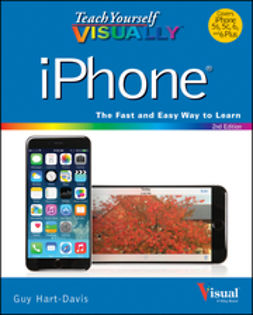 Hart-Davis, Guy - Teach Yourself VISUALLY iPhone, ebook
