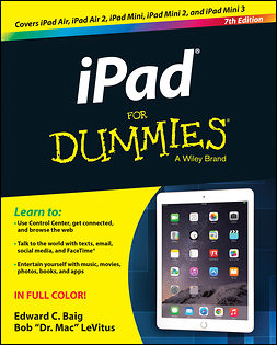 Baig, Edward C. - iPad For Dummies, ebook