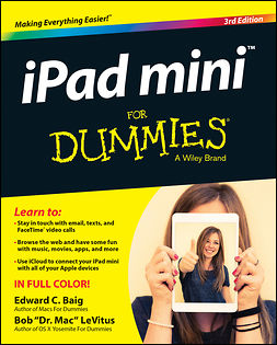 Baig, Edward C. - iPad mini For Dummies, ebook