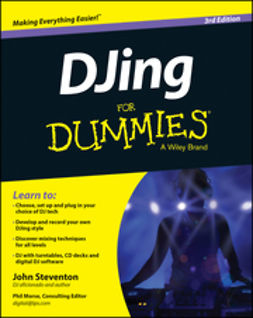 Steventon, John - DJing For Dummies, ebook