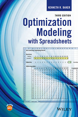Baker, Kenneth R. - Optimization Modeling with Spreadsheets, e-kirja