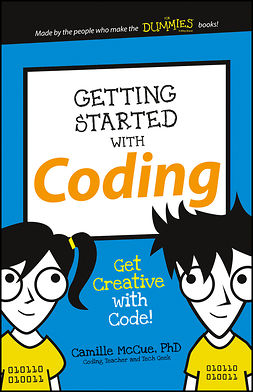 McCue, Camille - Coding For Kids For Dummies, ebook