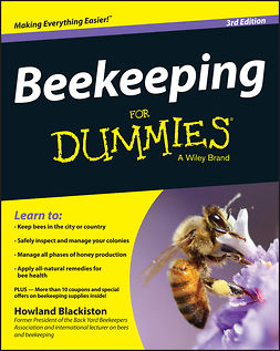 Blackiston, Howland - Beekeeping For Dummies, ebook