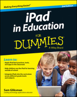 Gliksman, Sam - iPad in Education For Dummies, ebook