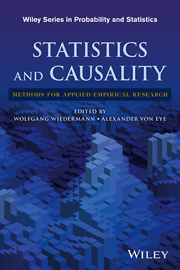 Eye, Alexander von - Statistics and Causality: Methods for Applied Empirical Research, e-bok