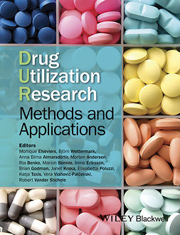 Almarsdóttir, Anna Birna - Drug Utilization Research: Methods and Applications, e-kirja