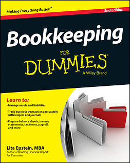 Epstein, Lita - Bookkeeping For Dummies, ebook