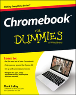 LaFay, Mark - Chromebook For Dummies, ebook