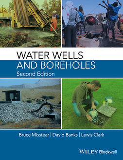 Banks, David - Water Wells and Boreholes, ebook