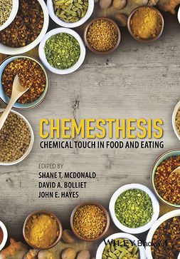 Bolliet, David A. - Chemesthesis: Chemical Touch in Food and Eating, e-kirja