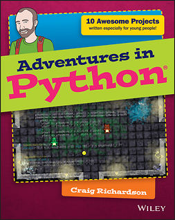 Richardson, Craig - Adventures in Python, ebook