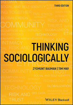 Bauman, Zygmunt - Thinking Sociologically, ebook