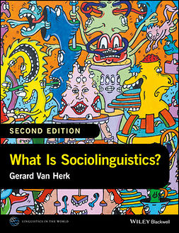 Herk, Gerard Van - What Is Sociolinguistics?, e-bok