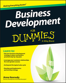 Kennedy, Anna - Business Development For Dummies, e-kirja