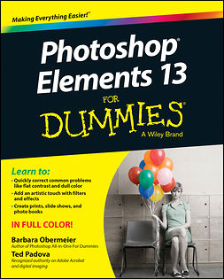 Obermeier, Barbara - Photoshop Elements 13 For Dummies, ebook