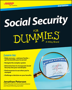 Peterson, Jonathan - Social Security For Dummies, e-kirja