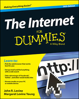Levine, John R. - The Internet For Dummies, e-kirja